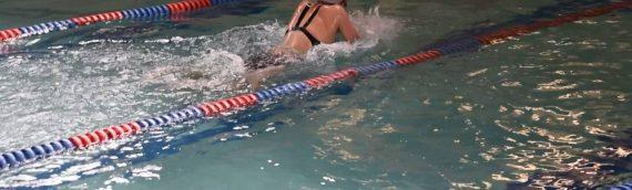 Elise swimming individual medley
